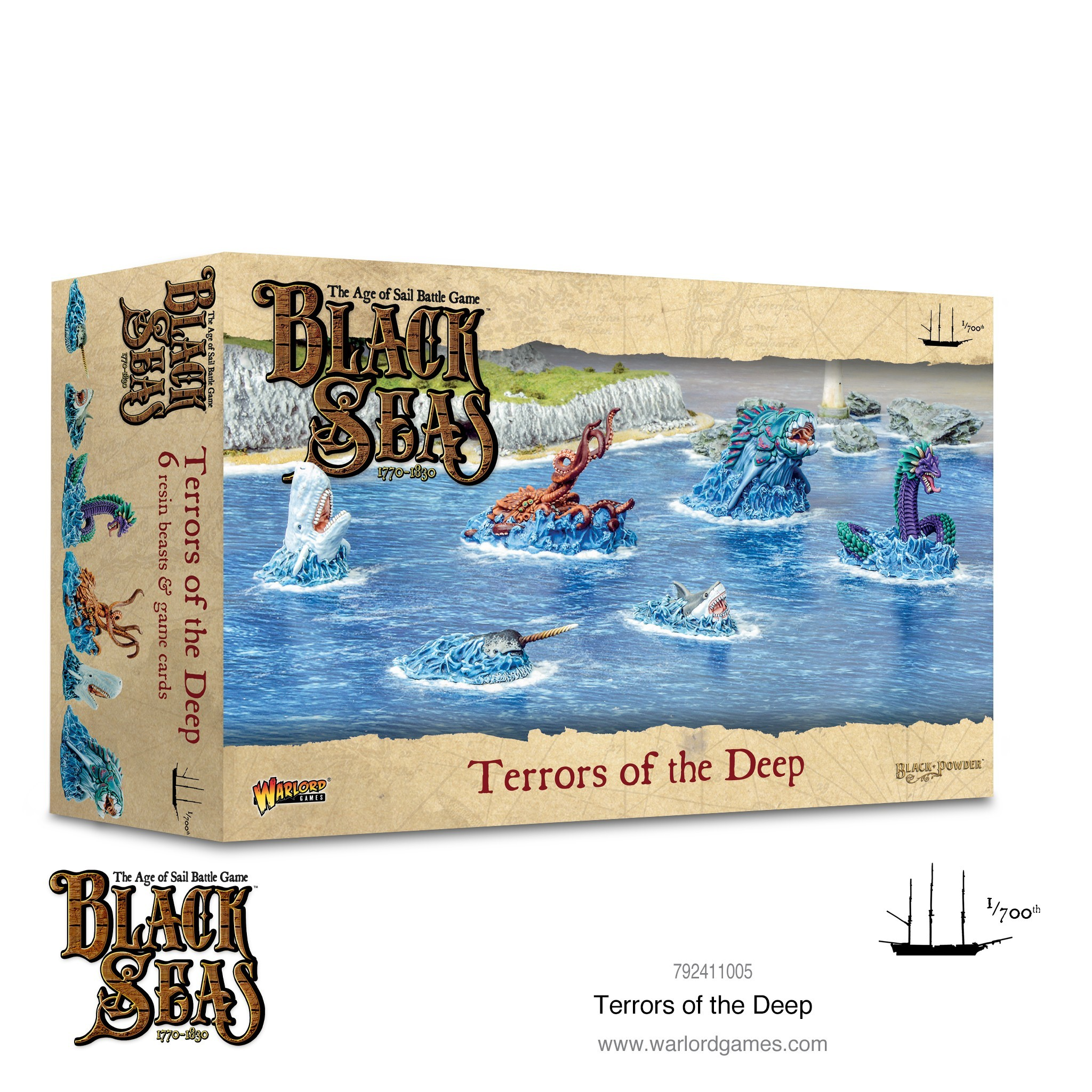 Black Seas: Terror of the deep