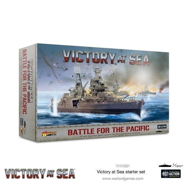 Victory at Sea – Battle for the Pacific –  starter game
