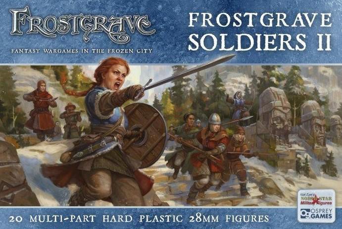 Frostgrave: Soldiers II (Women)