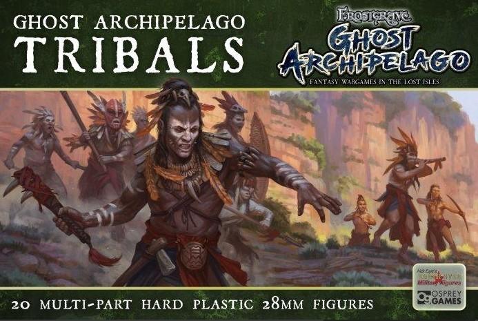 Frostgrave: Tribals