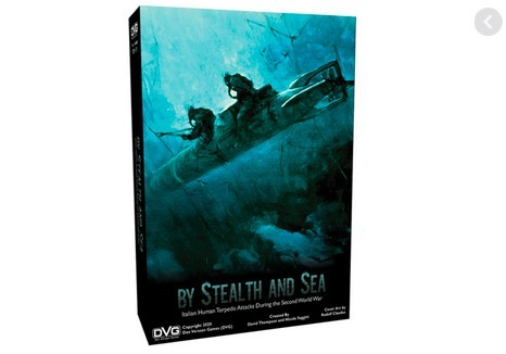 DVG: By the stealth and sea